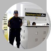 Guardias de seguridad para comercios