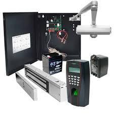 sistema electrónico de control de acceso entrada y salida